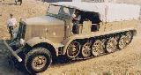 101k photo of 1943 Sd. Kfz. 9 Typ F3, Wheatcroft Collection