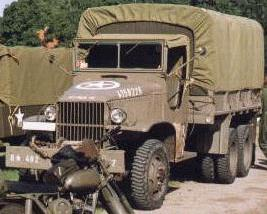 Oldtimer Gallery Trucks Gmc Cckw 353 And 352