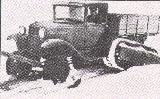47k photo of GAZ-60 on skis