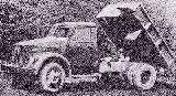 66k photo of GAZ-93, 1st series, 1948-49
