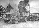 88k 1963-64 photo of GAZ-93, 3rd series, Estonia
