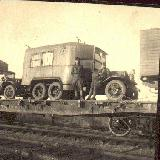 28k photo of pre-war GAZ-05-193 radiostation