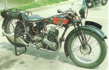 moto gnome rhone 125