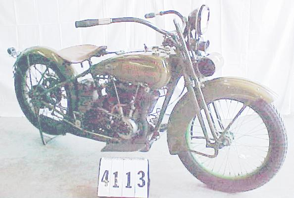 Harley Davidson 1928 28b 350cc 1 Cyl Sv: Oldtimer Gallery. Motorcycles. Harley-Davidson