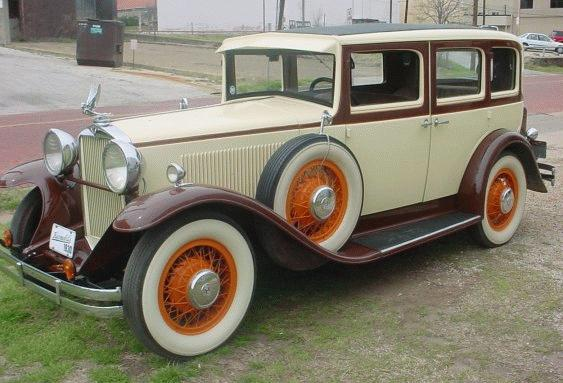 Oldtimer gallery. Cars. Hupmobile.