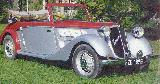 86k photo of 1935 Hansa H 1700 Cabriolet
