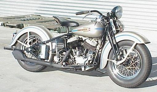 Oldtimer Gallery Motorcycles Harley Davidson 1938 Ul Pictures