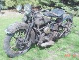 52k photo of 1939 Harley-Davidson UH