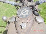 55k photo of 1939 Harley-Davidson UH, tank