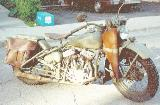 54k photo of 1942 Harley-Davidson WLA
