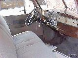 25k photo of 1943 (!?) Hudson Eight club coupe, dashboard