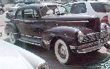 24k photo of 1943 (!?) Hudson Eight club coupe