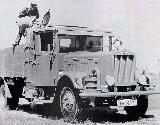 60k photo of Hansa-Lloyd Merkur prototype for the Reichswehr by Deutz with Imbert gas producer, model KU 207