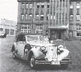 95k photo of Horch 853 factory sport-cabriolet, in Zwickau