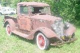 27k photo of 1934 International C1 pickup