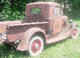 31k photo of 1934 International C1 pickup