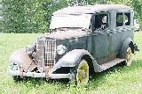 34k photo of 1935 International C1 paddy wagon