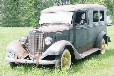 Antique Auto Trader >> Oldtimer gallery. Trucks. 1934-1936 International C.
