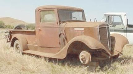 Craigslist 1937 International Truck Autos Post