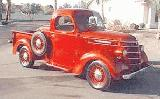 13k photo of 1937 International D2 pickup