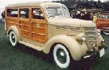 10k photo of 1939 International woody wagon