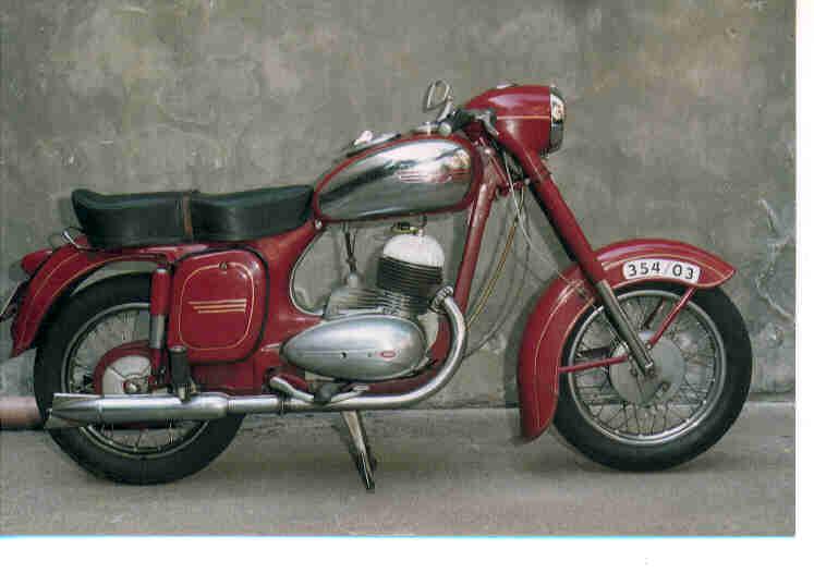 jawa motorcycle kit