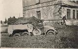 75k WW2 photo of Krupp Protze Kfz. 70, USSR