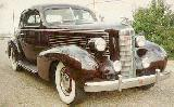 20k photo of 1937 La Salle 50 Opera Coupe