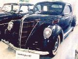 40k photo of 1937 Lincoln Zephyr coupe