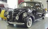 44k photo of 1937 Lincoln Zephyr coupe sedan