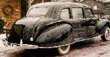25k image of 1941 Lincoln 168H Custom 31 8-passenger Sedan