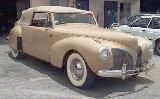 14k photo of 1941 Lincoln 16H Continental Convertible Coupe