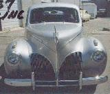 17k photo of 1941 Lincoln 16H Zephyr 73 4-door Sedan