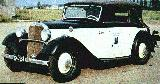 84k image of 1934 Mercedes-Benz 200 Cabriolet C