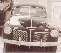 1941 Mercury Coupe