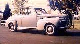 11k image of 1941 Mercury Convertible