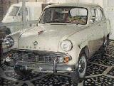 23k image of 1960-1963 Moskvich-407