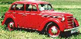 146k image of Moskvich-400 sedan