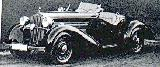 28k image of 1933 Mercedes-Benz 200 Spezial-Roadster for 1933 Berlin Autosalon
