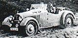 32k image of  1934 Mercedes-Benz 290 2-seater Sport