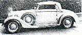 31k image of 1934 Mercedes-Benz 290 2-seater Sport-Cabriolet by Papler