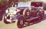 19k photo of 1933 Mercedes-Benz G3, car of general Lindeman in WW2