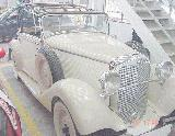54k photo of 1935 Mercedes-Benz 200 Cabriolet A of Mauricio V. Smith