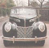 24k photo of 1939 Mercury convertible coupe