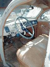 55k photo of 1940 Mercury 4-door Sedan, dashboard