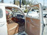39k photo of 1940 Mercury 4-door Sedan, front seat