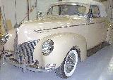 92k photo of 1940 Mercury Convertible Coupe of Jerry Schultz