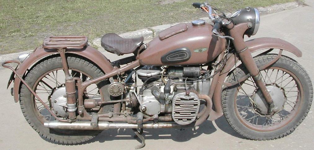 Oldtimer Gallery Motorcycles M 72