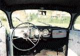 30k photo of Moskvich, dashboard