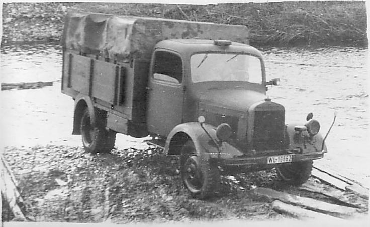 Oldtimer Gallery Trucks Mercedes Benz L3000s